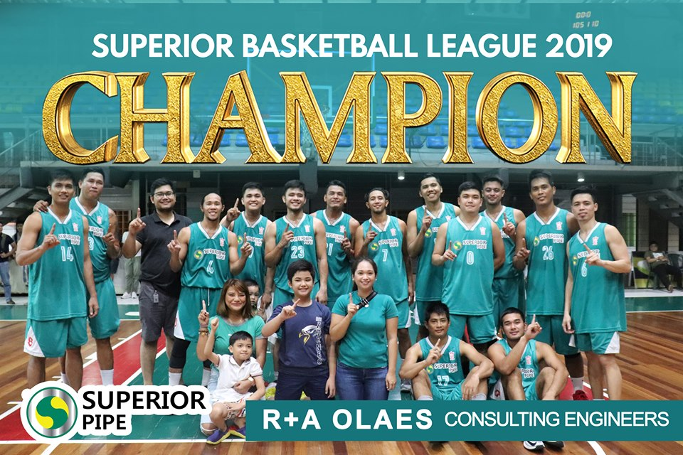 R+A Olaes demolishes APEC, claims Superior championship crown