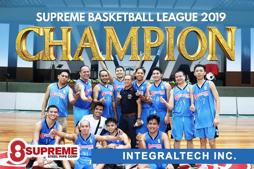 Integraltech ends title drought, reigns Supreme basketball tourney