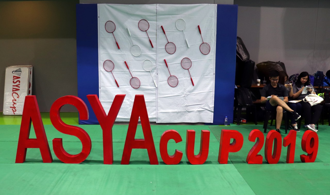 ASYA delivers annual badminton cup, obtains Supreme's support