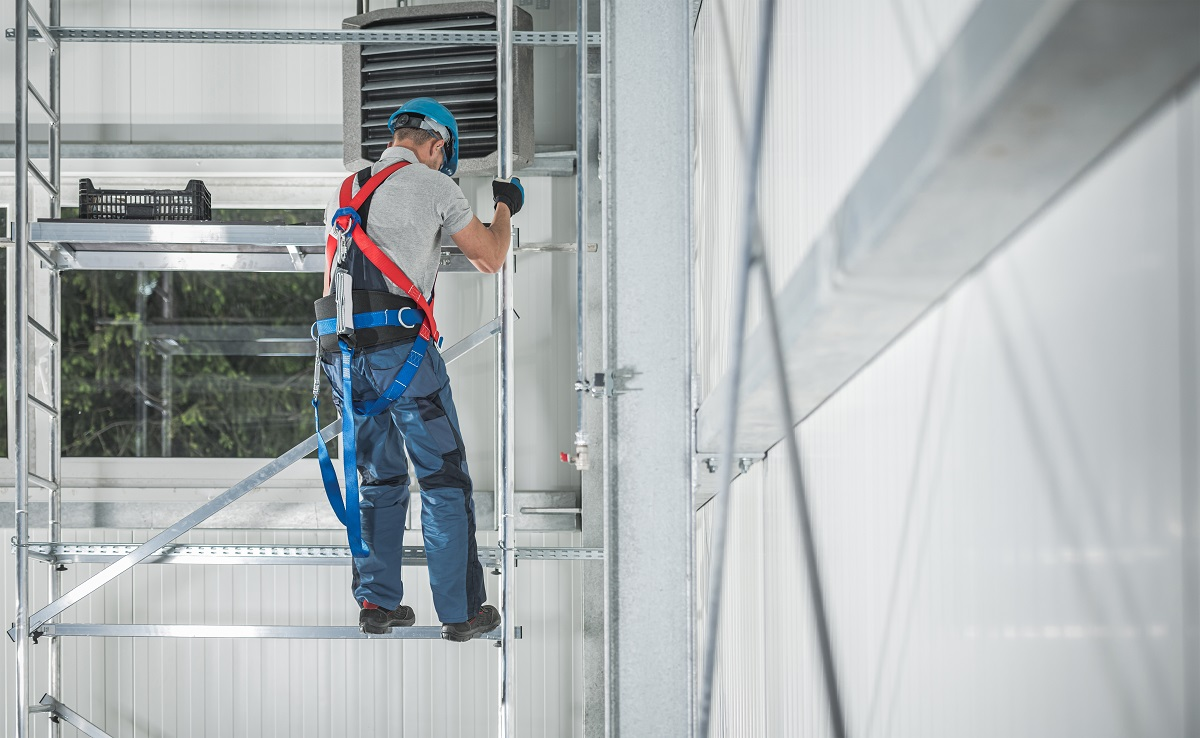 5 Advantages of Scaffolding in The Construction Industry