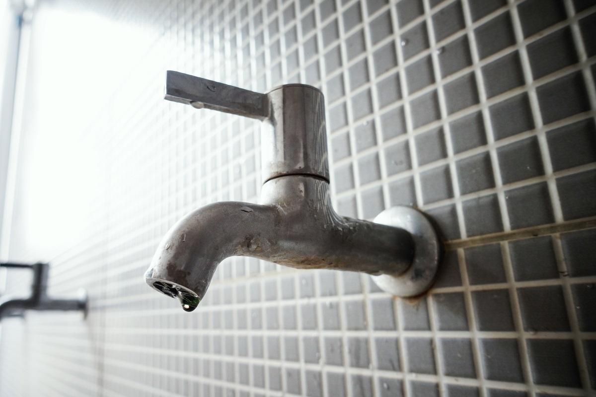 Fix Water Leaks Immediately